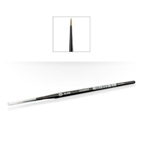 Citadel Brush – Medium Glaze NEUF Citadel