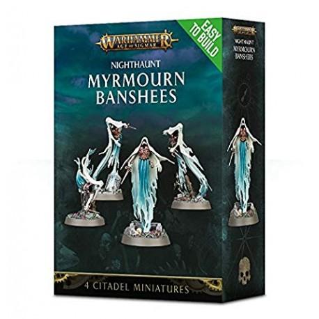 Nighthaunt Myrmourn Banshees NEUF Warhammer Age Of Sigmar