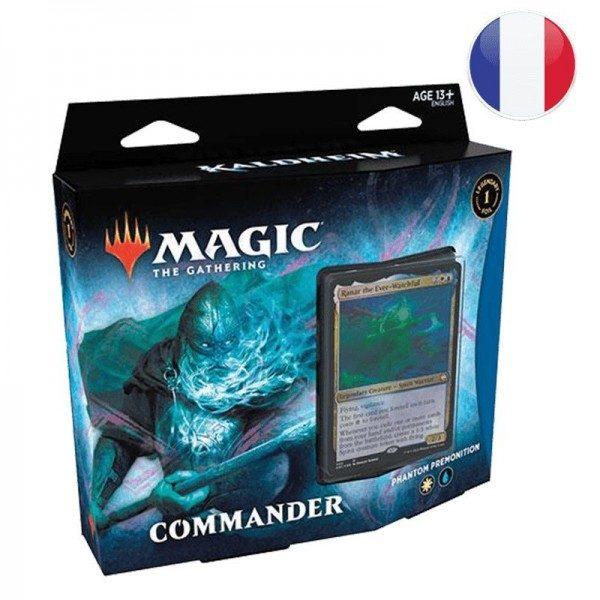 Kaldheim Deck Commander VF NEUF Magic The Gathering