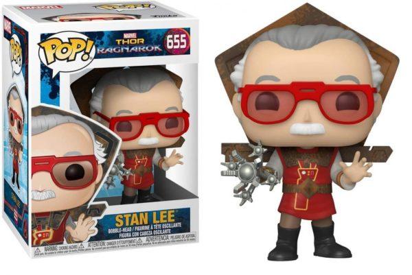 Disney : Stan Lee NEUF Funko POP!
