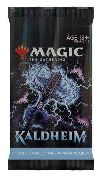 Kaldheim Collector Booster VF NEUF Magic The Gathering