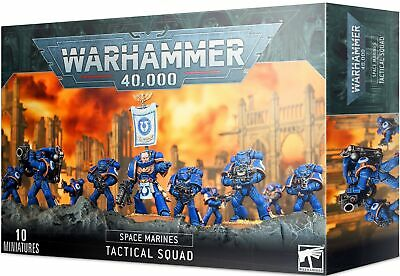 Space Marine Tactical Squad NEUF Warhammer 40000