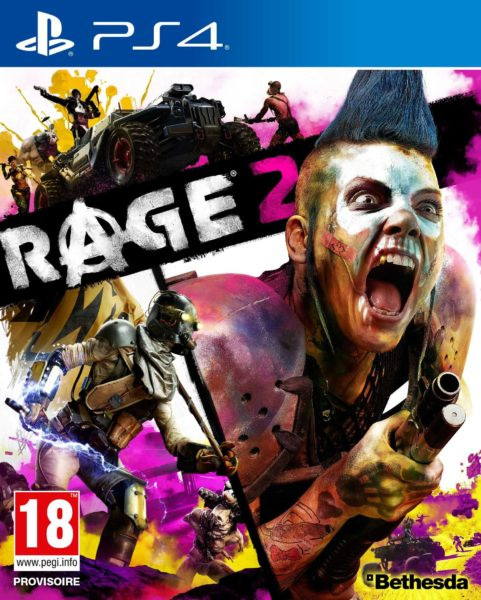 Rage 2 OCCASION Playstation 4