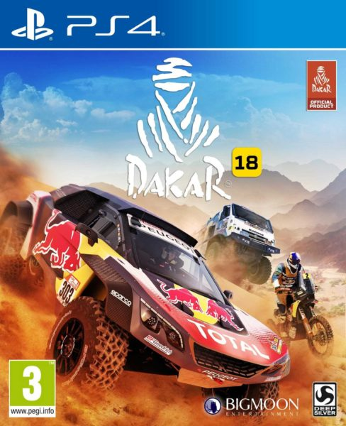 Dakar 18 Day One Edition OCCASION Playstation 4