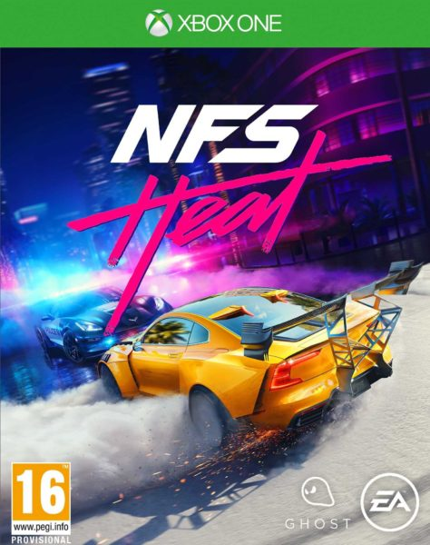 Need For Speed Heat OCCASION Xbox one