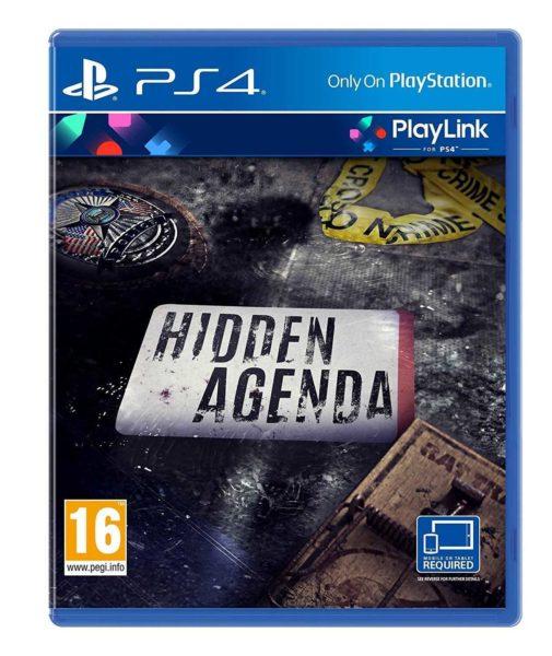 Hidden Agenda OCCASION Playstation 4
