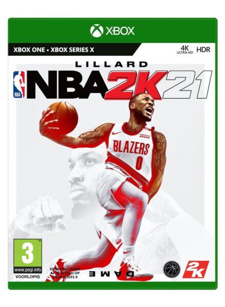 NBA 2K21 OCCASION Xbox one