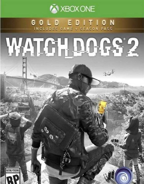 Watch Dogs 2 OCCASION Xbox one