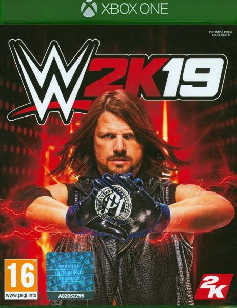 WWE 2K19 OCCASION Xbox one