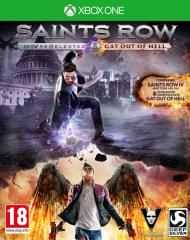 Saints Row Re-Elected And Gat Out Of Hell OCCASION Xbox one