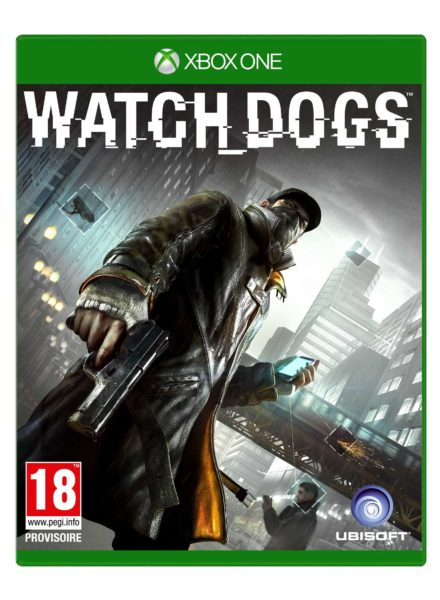 Watch Dogs OCCASION Xbox one