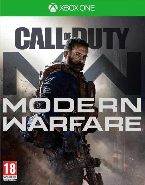 Call of Duty Modern Warfare OCCASION Xbox one