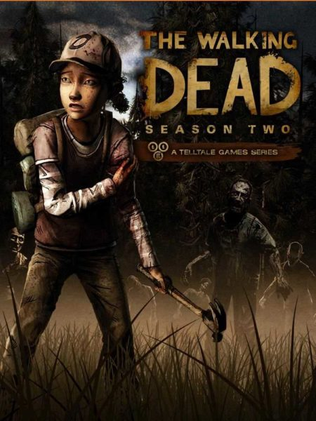 The Walking Dead Season 2 OCCASION Xbox one