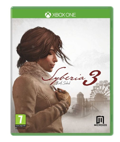 Syberia 3 OCCASION Xbox one