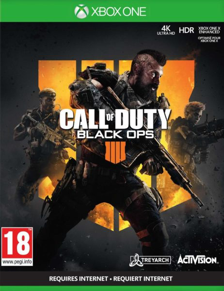 Call Of Duty Black Ops 4 OCCASION Xbox one