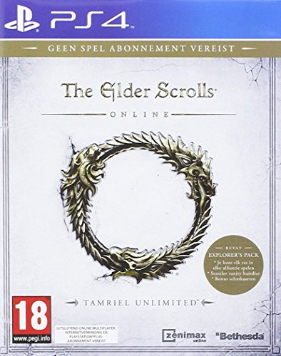 The Elder Scrolls Online OCCASION Playstation 4