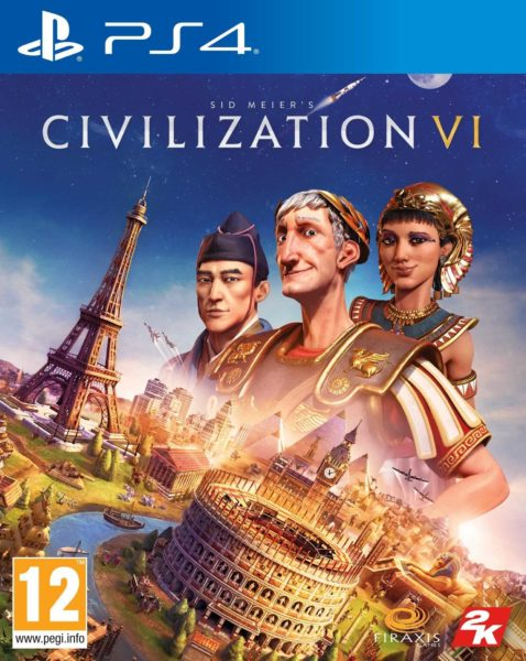 Civilization VI OCCASION Playstation 4