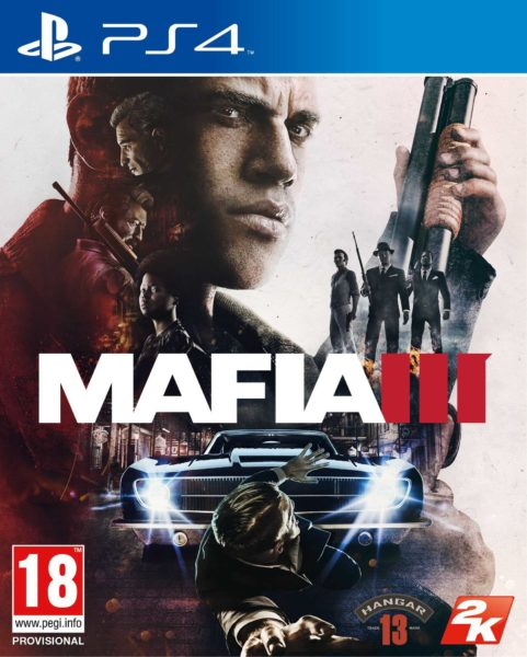 Mafia 3 OCCASION Playstation 4
