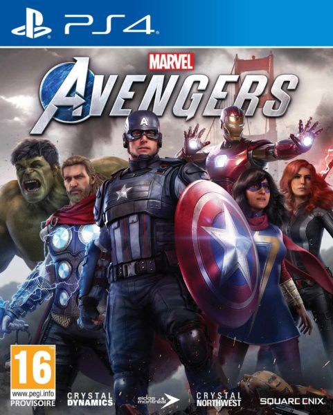 Marvel Avengers OCCASION Playstation 4