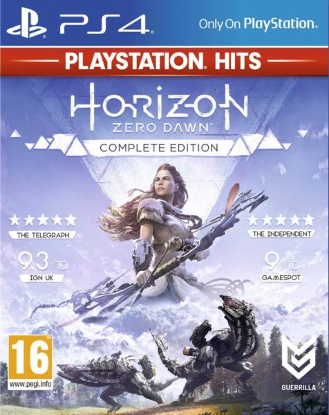 Horizon Zero Dawn OCCASION Playstation 4