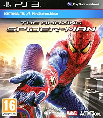 Spider-Man OCCASION Playstation 3