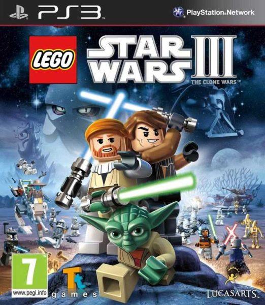 Lego Star Wars 3 OCCASION Playstation 3