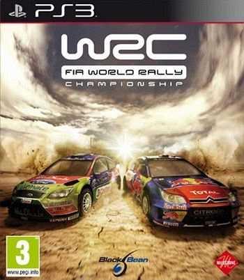 WRC OCCASION Playstation 3