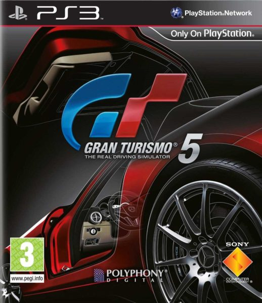 Gran Turismo 5 OCCASION Playstation 3