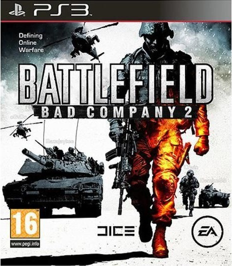 Battlefield Bad Company 2 OCCASION Playstation 3