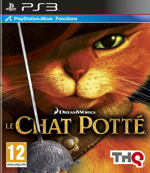 Le Chat Potte OCCASION Playstation 3