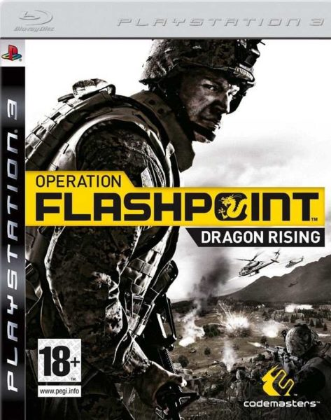 Operation Flashpoint Dragon Rising OCCASION Playstation 3