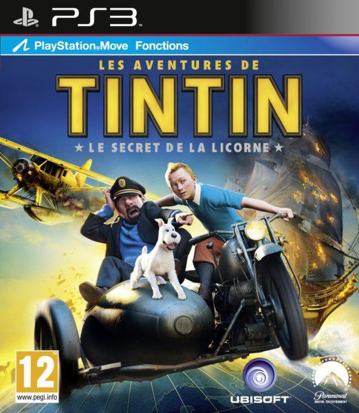 Les Aventures de Tintin : Le secret de la licorne OCCASION Playstation 3