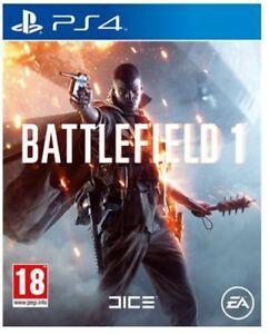 Battlefield 1 OCCASION Playstation 4