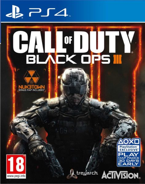 Call of Duty Black Ops 3 OCCASION Playstation 4
