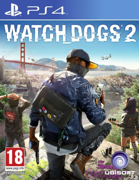 Watch Dogs 2 OCCASION Playstation 4