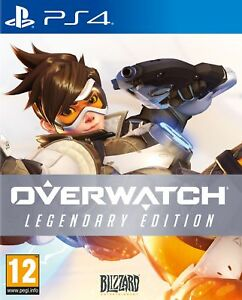 Overwatch Legendary Edition OCCASION Playstation 4