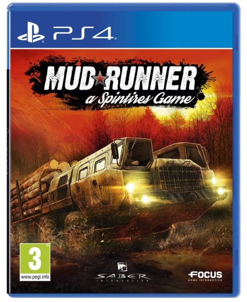 Mud Runner OCCASION Playstation 4