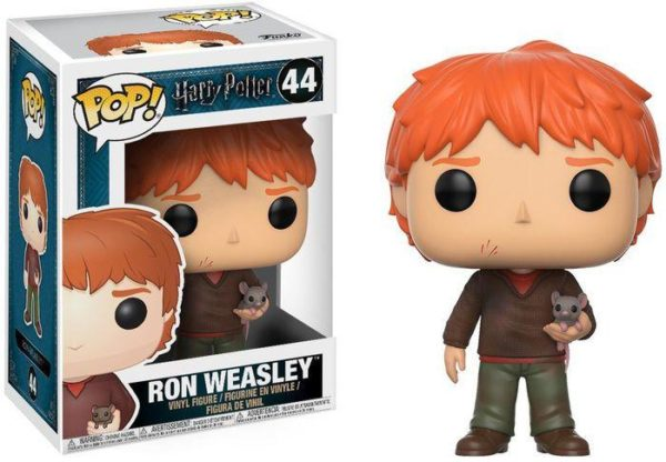 Harry Potter : Ron Weasley NEUF Funko POP!