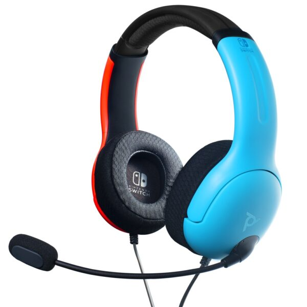Gaming Headset PDP LVL 40 NEUF Nintendo Switch