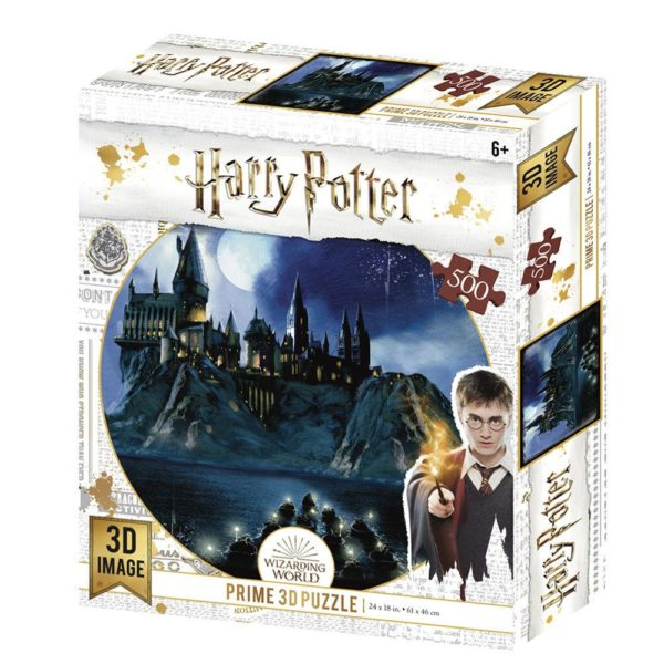 Harry Potter : Hogwarts NEUF Puzzle