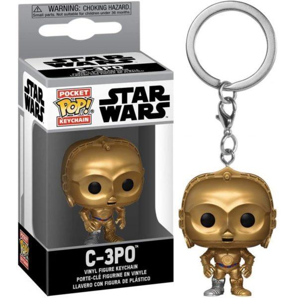 Star Wars : C3-PO NEUF Porte-Clés