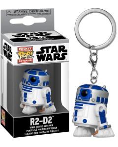 Star Wars : R2-D2 NEUF Porte-Clés