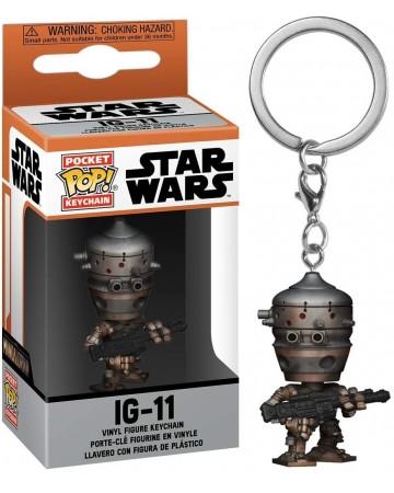 Star Wars : IG-11 NEUF Porte-Clés
