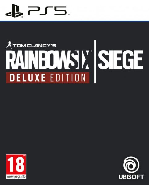 Rainbow Six Siege Deluxe Edition NEUF Playstation 5