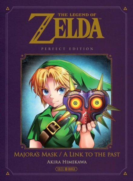 Zelda : Majora's Mask NEUF Manga