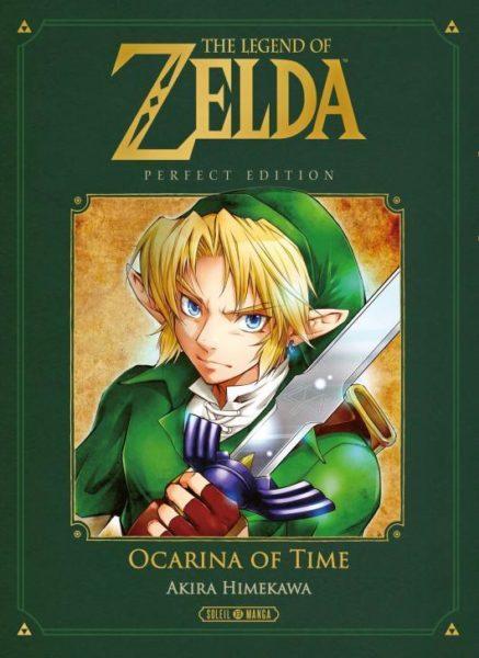 Zelda : Ocarina of Time NEUF Manga