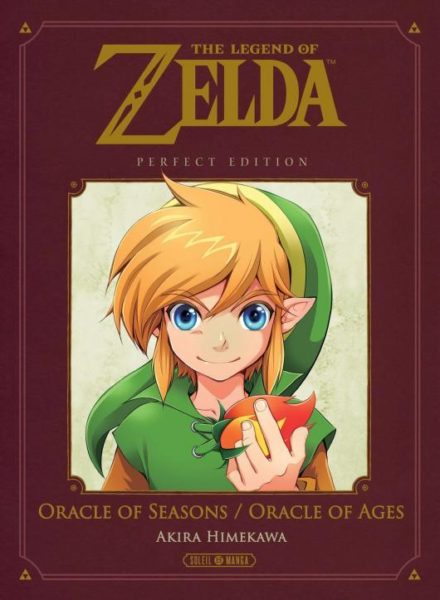 Zelda : Oracle Of Seasons NEUF Manga