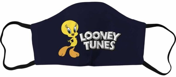 Looney Tunes : Tweety Navy NEUF Masque