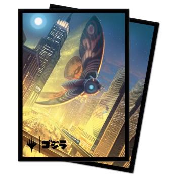 100 Sleeves Magic Mothra NEUF Ultra Pro