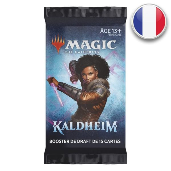 Kaldheim Draft Booster(s) VF NEUF Magic The Gathering
